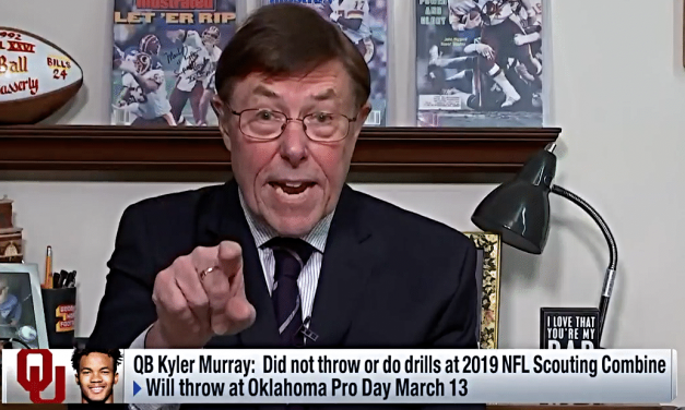 CASSERLY'S KYLER MURRAY CRITICISM: CLEAR CONFLICT OF INTEREST