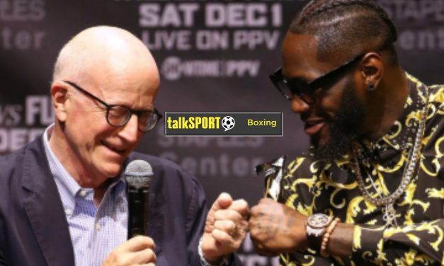 AUDIO: WILDER CO-MANAGER PREDICTS FURY REMATCH IN FALL