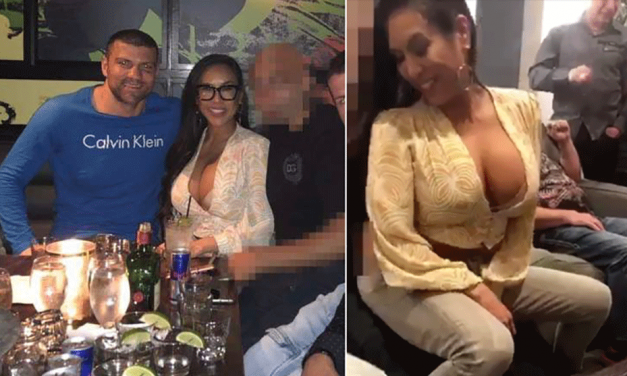VIDEO: PULEV ACCUSER GAVE LAPDANCE AT BOXER'S GATHERING