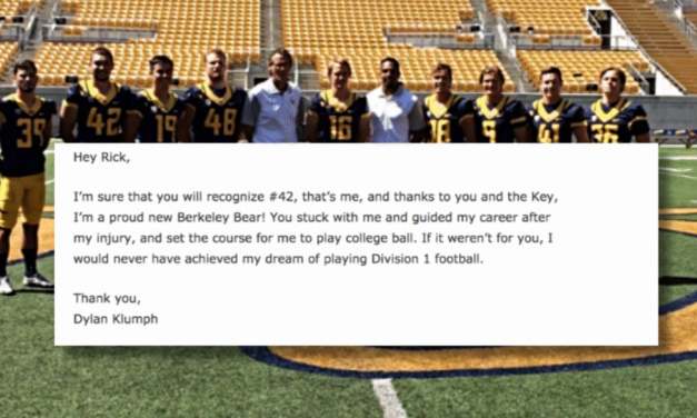PAC-12 PUNTER TESTIMONIAL ON ADMITTED ADMISSION FIXER SITE?