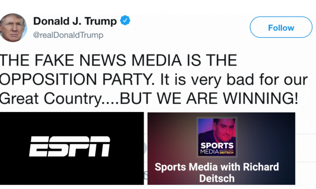 ESPN'S DANGEROUS ATTEMPT TO BUY OFF FREEDOM OF THE PRESS