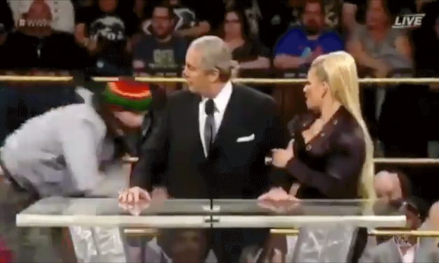 VIDEO: HOW DO WE KNOW BRET HART FAN ATTACK WASN'T FAKE?