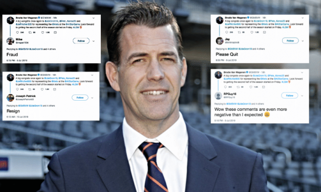 NY METS GM MIGHT CONSIDER DELETING HIS TWITTER ACCOUNT
