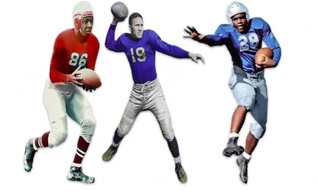 VICTIMS OF NFL COLOR LINE WERE NUMEROUS, UNFORGETTABLE